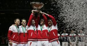 Suiza esperó 22 años para volver a disputar una final de Copa Davis. (Reuters) / (MRM)