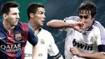 Champions League: Lionel Messi aún no supera el récord de Raúl González (VIDEO) - Noticias de henrik larsson