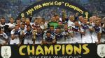 """Michel Platini: """"El Balón de Oro debería ser para un campeón del Mundial 2014"""" - Noticias de miembros de mesa"""