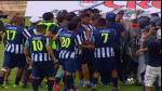 Alianza Lima vs. Unión Comercio: partido acabó en bronca (VIDEO) - Noticias de freddy arellanos