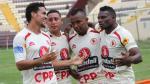 León de Huánuco ganó 1-0 a César Vallejo por el Torneo Clausura - Noticias de real garcilaso