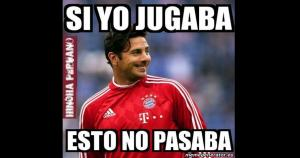 Claudio Pizarro se perdió el partido ante el Manchester City por lesión. (Hincha Peruano Oficial)