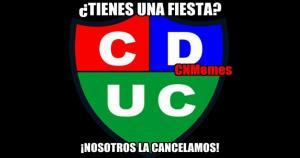 Unión Comercio le ganó en la fecha pasada a Sporting Cristal. (Meme)