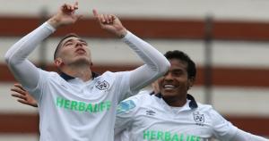 Santiago Silva es el goleador del acumulado con 25 goles. (Fernando Sangama / Mauricio Motta)