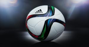 El balón cuenta toda la tecnología que hizo triunfar al Brazuca en el pasado Mundial y que lo convirtió en uno de los más reconocidos. (Adidas)