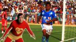 Copa Perú: delantero de La Bocana le dedicó su 'póker' a Chespirito - Noticias de omar paredes vasquez