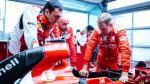 Fórmula 1: Sebastian Vettel entrenó con Ferrari por primera vez (VIDEO) - Noticias de lap