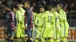 Barcelona goleó 4-0 a Huesca por la ida de los dieciseisavos de Copa del Rey (VIDEO)
