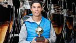 Cristiano Ronaldo recibió el trofeo a mejor goleador del mundo 2013 (VIDEO) - Noticias de bbva continental