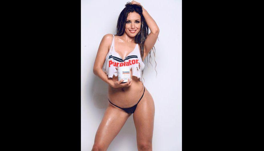 Facebook Rosangela Espinoza Se Desnuda Para Calendario Fotos