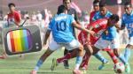 Copa Perú: semifinales y la final serán transmitidas por televisión