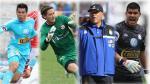 Juan Aurich vs. Sporting Cristal: 9 jugadores y un DT enfrentarán a su exequipo - Noticias de título falso
