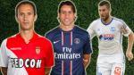 Ligue 1: el once ideal de los jugadores que pueden quedar libres (FOTOS) - Noticias de jeremy toulalan