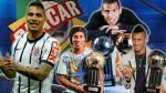 Paolo Guerrero y el trofeo que también ganaron estos cracks mundiales - Noticias de omar paredes vasquez