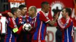 Bayern Munich derrotó 3-0 a CSKA Moscú por la Champions League / VIDEO