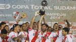 River Plate campeón: las mejores imágenes de su título en la Copa Sudamericana