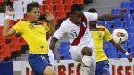 Yordy Reyna marcó el mejor gol de rodilla de la historia según prensa argentina - Noticias de selección peruana sub 20