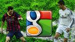 Cristiano Ronaldo vs. Lionel Messi: ¿quién es más buscado en Google? - Noticias de mundialmente