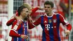 Bayern Munich venció 2-0 a Friburgo por la Bundesliga - Noticias de claudio torrejon