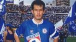 Real Madrid: Juan Reynoso también falló un penal con Cruz Azul - Noticias de michel salgado