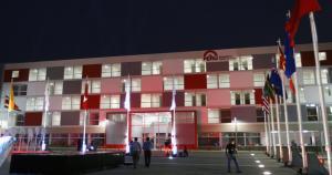 El Centro del Alto Rendimiento (CAR) está ubicado en la Videna y quedó listo para albergar a 16 disciplinas deportivas. (Andina) / (MRM)