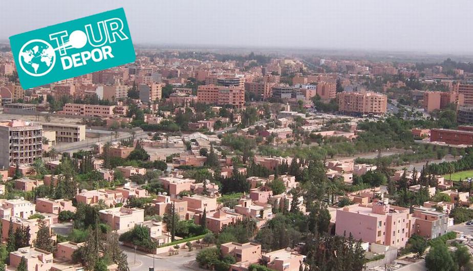 Marrakech será la sede del partido en el Raja Casablanca y el Bayern Munich. Tiene una población de un millón de habitantes. (Internet)