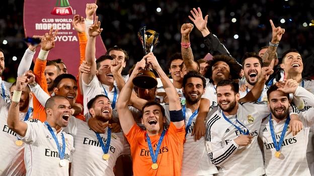 Madrid venció 2-0 a San Lorenzo y es campeón del Mundial de Clubes