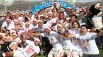 Universitario de Deportes: hoy se cumple un año de su último título (VIDEO) - Noticias de play off descentralizado 2013