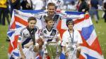David Beckham se retiró en el PSG pero seis meses antes dejó el LA Galaxy.