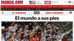 Real Madrid campeón del Mundial de Clubes: repercusiones del título - Noticias de real madrid