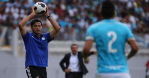 Daniel Ahmed puede ser Campeón con Sporting Cristal en su primer año como entrenador. (USI/Grace Nole)