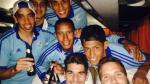 Sporting Cristal campeón: así celebraron los celestes en La Florida (VIDEO) - Noticias de fotos copa inca 2014