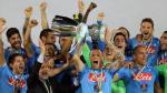 Napoli es campeón de la Supercopa Italia tras vencer por penales a Juventus - Noticias de andres agulla