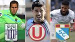 Alianza Lima, Universitario y Sporting Cristal: todos sus fichajes para 2015 - Noticias de lucas landa