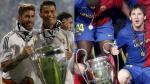Barcelona 2009 vs. el Real Madrid 2014: ¿cuál fue mejor equipo?