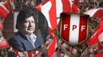 Federación Peruana de Fútbol: 5 temas a resolver por el nuevo directorio - Noticias de edwin ore