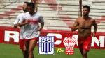 Alianza Lima: Huracán, rival de la Copa Libertadores inició su pretemporada - Noticias de ca huracán