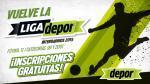 Liga Depor Interbarrios 2015: inscripciones para torneo de menores van hasta mañana