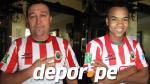 Sport Loreto: César Tabárez y Andrés Arroyave ya son del 'Decano' (VIDEO) - Noticias de andres arroyave