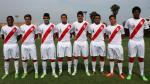 Selección Peruana Sub 20: este es el plantel que nos representa en el Sudamericano - Noticias de juan fernando rivera prieto