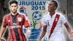 """Sudamericano Sub 20: Renato Tapia y las """"estrellas"""" ausentes del torneo - Noticias de fotos sudamericano sub 20 uruguay 2015"""
