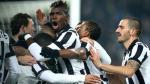 Juventus venció 3-1 a Napoli con golazos de Paul Pogba y Arturo Vidal - Noticias de raul albiol