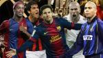 Balón de Oro: Lionel Messi y todos los ganadores del premio - Noticias de mundial de república checa 2013