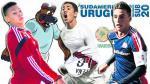34 jóvenes estrellas del Sudamericano Sub 20 en Uruguay / VIDEOS - Noticias de sub 17 uruguay 2013