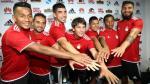 Sporting Cristal presentó oficialmente a sus 7 refuerzos (VIDEOS) - Noticias de eddy lozano