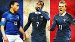 Francia: la espectacular generación para volver a ser campeón Mundial - Noticias de carreras técnicas