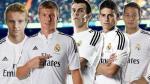 Real Madrid: Cristian Benavente y el equipo merengue del 2020 (VIDEO) - Noticias de cristian benavente