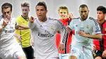 Real Madrid: los siete delanteros que tendría si fichan a Marco Reus - Noticias de marco reus