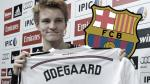 Martin Odegaard: Barcelona intentó quitárselo al Real Madrid en las últimas horas - Noticias de neymar en barcelona