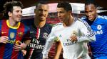 Arsenal: Cristiano Ronaldo y Lionel Messi en el equipazo de cracks que se escaparon - Noticias de chelsea ashley cole